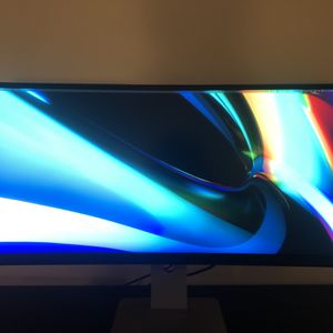 "Dell Curved Ultrawide 34"" Monitor for Sale in Los Angeles, CA"