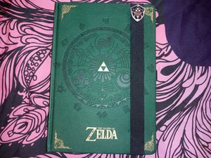 The Legend of Zelda journal for Sale in Fort Worth, TX