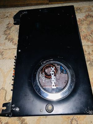 Sony xplod amp 1200 watt for Sale in Takoma Park, MD