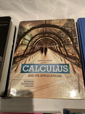Calculus 11th edition for Sale in Irvine, CA