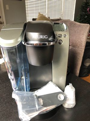 Keurig K70 Platinum Single Serve Brewing System for Sale in Waterford Township, MI