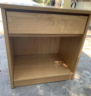 Night stand pair of 2 for Sale in Los Angeles, CA