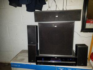 JVC DVD stereo receiver for Sale in New York, NY