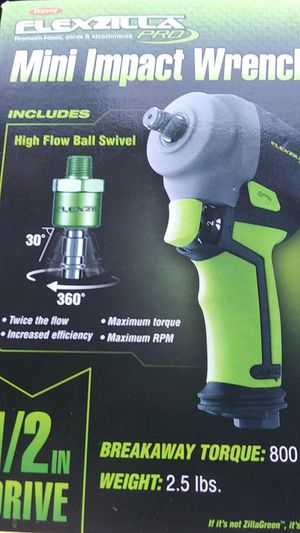 Mini impact drill 1/2 in. Drive for Sale in Canton, TX