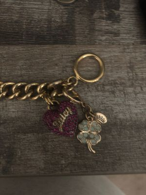 Gold Juicy Charm Bracelet for Sale in Eastvale, CA