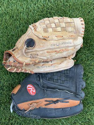 Rawlings baseball gloves for Sale in Phoenix, AZ