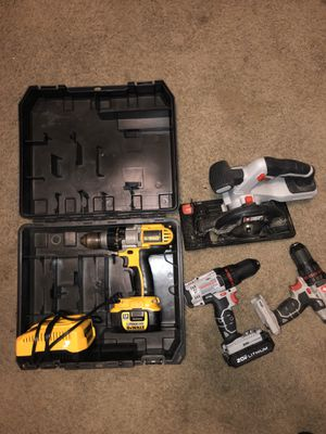 Drills and Saw for Sale in Houston, TX