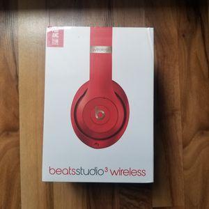 Beats Studio Wireless 3 for Sale in Houston, TX