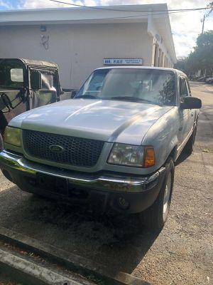 Ford Ranger 2001 for Sale in Fort Lauderdale, FL
