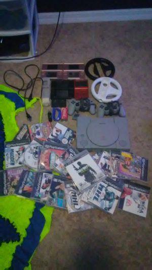 Ps1 nintendo consoles etc for Sale in Winter Haven, FL