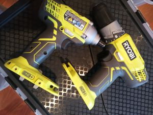 18 v impact y drill ryobi for Sale in Crestwood, IL