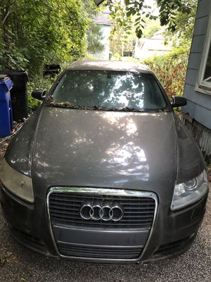 2007 AUDI A6 4.2L V8 PARTS FOR SELL ONLY NOT THE WHOLE CAR. for Sale in Cleveland, OH