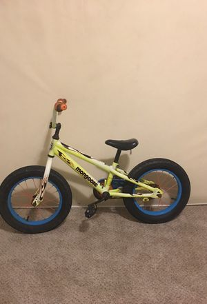 Mongoose bike for kids for Sale in Annandale, VA