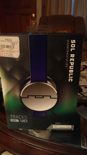 Sol republic head phones for Sale in Madison Heights, VA
