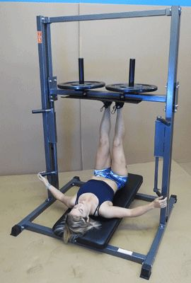 Vertical leg press for Sale in Arlington, VA