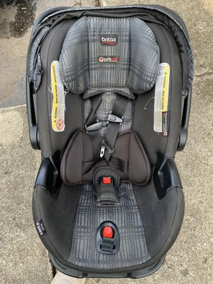 Britax safe cell car seat for Sale in Raleigh, NC
