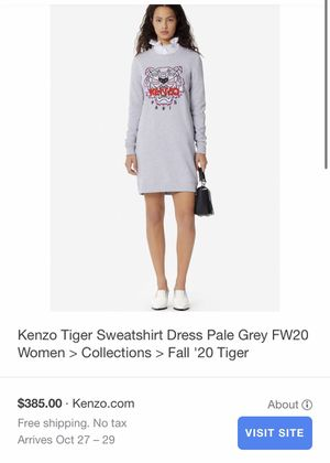 KENZO PARIS DRESS for Sale in South Euclid, OH