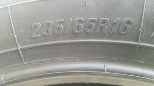 Maxie one new tire 235 65 R16 for Sale in Kansas City, MO