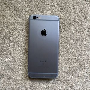 iPhone 6S   128gb   Unlocked   Space Gray for Sale in Edison, NJ