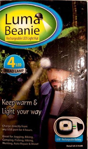 "Luma Beanie ""keep warm & light your way"" for Sale in Austin, TX"