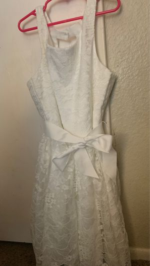 White girls dress size 12 for Sale in Fontana, CA