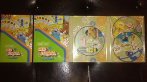 Old School Sesame Street 1969-74 DVDs for Sale in Columbus, OH