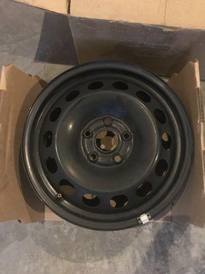 """'06-16 VW Jetta 17"""" x 7.5"""" steel wheel for Sale in Taylorsville, UT"""