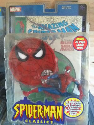 Spider-Man classics Spider-Man for Sale in San Antonio, TX