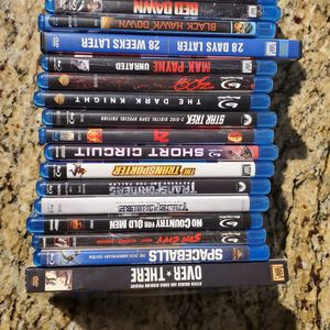 Best Blu-ray Movie Collection And Free Player for Sale in Scottsdale, AZ