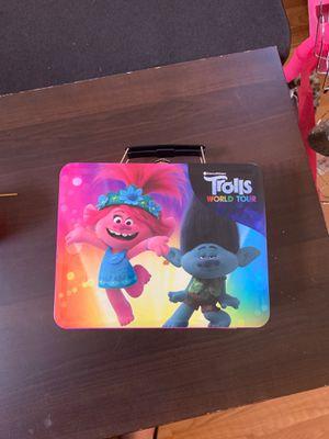 Trolls Lunch Box for Sale in Hercules, CA