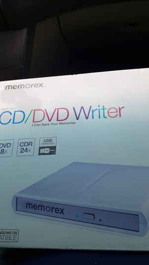 Cd/DVD writer brand new never opened for Sale in Sumner, WA