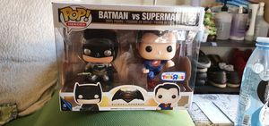FUNKO BATMAN VS SUPERMAN 2 PACK for Sale in Long Beach, CA