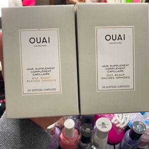 Ouai Hair Supplements For oily Scalp for Sale in San Bernardino, CA
