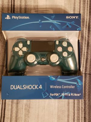 PS4 Alpine Green Dualshock Control for Sale in Mesa, AZ