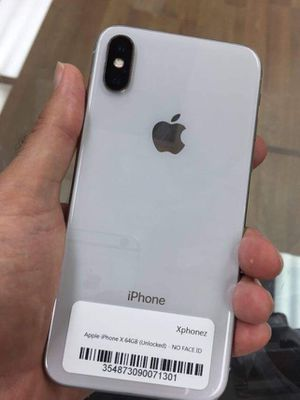 iPhone X Unlocked Like New Condition With 30 Days Warranty for Sale in Tampa, FL