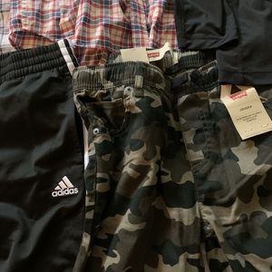 Boy's M/L Lot 14/16 Pants, Shirts for Sale in Portland, OR