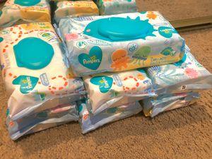Pampers Wipes 7 packs for Sale in Elk Grove, CA