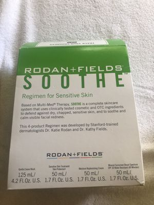 Rodan & Fields Soothe regimen for Sale in Mesquite, TX