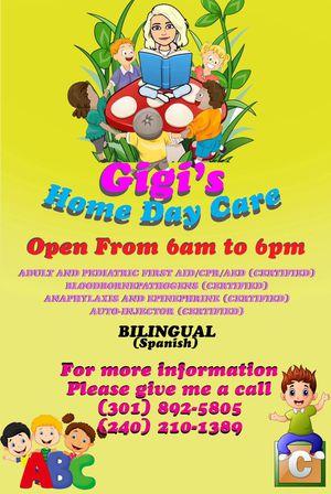 Gigi's home daycare for Sale in Takoma Park, MD