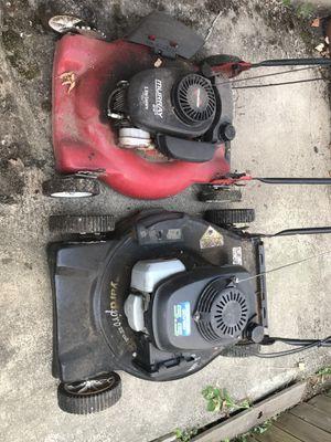 Honda engine lawn mower for Sale in Portland, OR