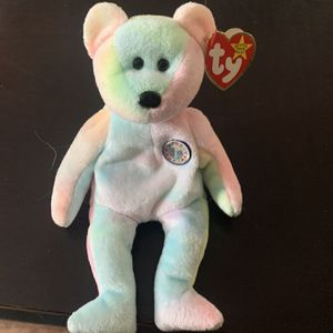 TY Beanie Baby B.B Bear for Sale in Jersey City, NJ