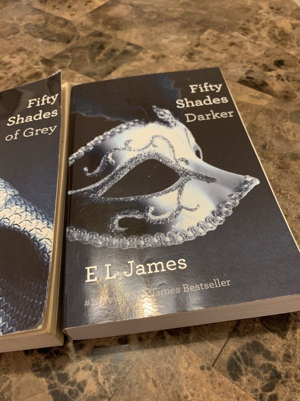 Fifty Shades Book Set