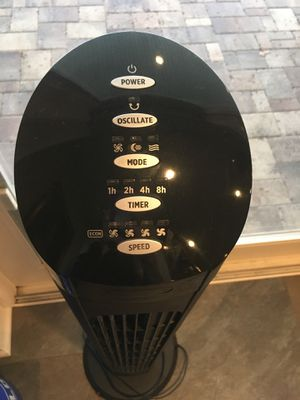 "Cascade 40"" 4- Speed Oscillating Fan for Sale in Safety Harbor, FL"
