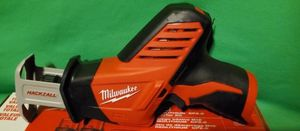 New milwaukee hackzall 12v tool only no charger or battery for Sale in Houston, TX