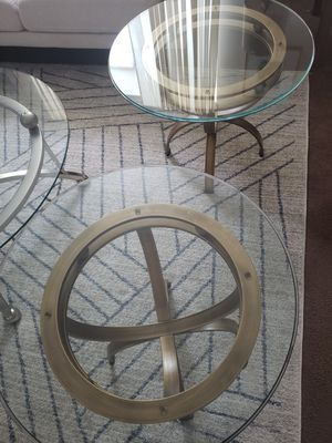 Coffee table & end tables for Sale in Erial, NJ