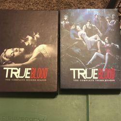 True Blood Seasons 2 & 3 for Sale in Boise,  ID