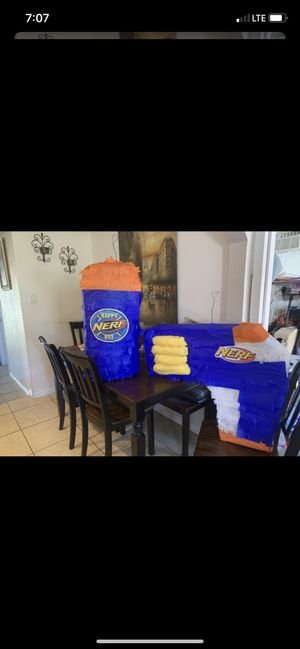Nerf guns piñata set🎊 for Sale in Industry, CA