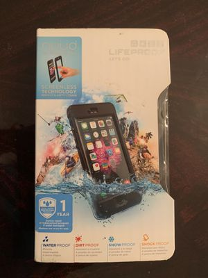 Waterproof case for iPhone 6 Plus for Sale in Randallstown, MD