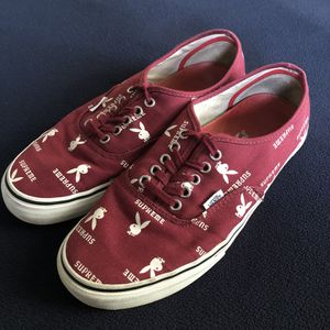Supreme Playboy Vans Size 10 for Sale in Miami, FL