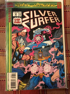 Silver Surfer Blood and Thunder Part 10 for Sale in Signal Hill, CA